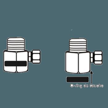 Adaptador-T (Metálico)